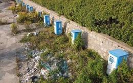 Hết 'nghĩa trang xe đạp' giờ Trung Quốc lại đau đầu với 'cọc sạc thây ma'