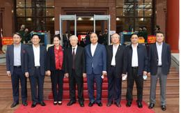 Tổng Bí thư, Chủ tịch nước chủ trì Hội nghị tổng kết công tác tổ chức Đại hội đảng bộ các cấp