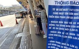 Khách bay Tân Sơn Nhất đi taxi công nghệ sẽ phải leo tầng 3-5 và tốn thêm 25.000 đồng: Grab và beGroup dù hoan nghênh nhưng vẫn có trăn trở!