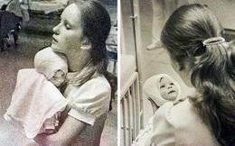 Khoảnh khắc nữ y tá chăm sóc bé gái 3 tháng tuổi bị bỏng nặng lay động lòng người và điều kỳ diệu xảy ra 38 năm sau đó