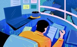 Đặc điểm chung của những người càng làm việc càng thụt lùi: Có thói quen tăng ca