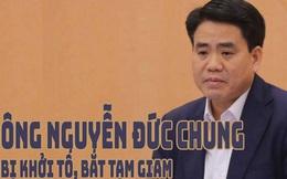 Cựu cảnh sát tự thú sau khi đột nhập lấy tài liệu mật tuồn cho ông Nguyễn Đức Chung