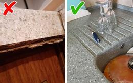 12 sai lầm khi thiết kế nội thất khiến chúng ta lãng phí quá nhiều thời gian vào việc dọn dẹp