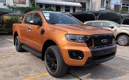 'Vua công nghệ' Ford Ranger Wildtrak 2021 vừa về Việt Nam bị cắt một loạt công nghệ, thua tính năng trên Toyota Hilux