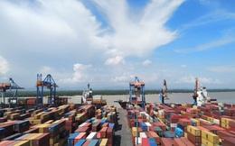 Hàng hóa qua cảng biển tăng mạnh bất chấp dịch Covid-19