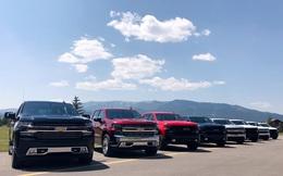 GM triệu hồi 7 triệu ôtô do lỗi túi khí trên toàn cầu
