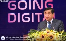 Bộ trưởng KH&ĐT: Đưa hàng tỷ USD vào khởi nghiệp sáng tạo