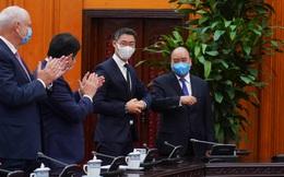 Thủ tướng đề nghị ông Philipp Rosler vận động các tập đoàn lớn đầu tư vào Việt Nam