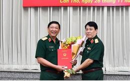 Trao quyết định bổ nhiệm Phó Tổng Tham mưu trưởng QĐND Việt Nam