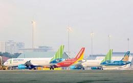 Tỷ lệ sử dụng slot bay tại cảng hàng không ra sao?