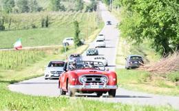 Cuộc đua Mille Miglia: Thú chơi vượt thời gian mang đậm tinh thần đàn ông kiểu Ý