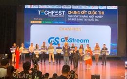 Go Stream vô địch Techfest 2020