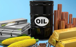Thị trường ngày 3/11: Giá dầu bật tăng gần 3%, vàng và các hàng hóa khác đồng loạt tăng