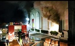 Cháy lớn tại quán bar X5 trong đêm, 3 cô gái trẻ tử vong