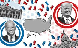 """Nước Mỹ trước giờ G của """"lần bầu cử quan trọng nhất đời người"""": Cuộc đua giành phiếu cực kỳ khốc liệt"""