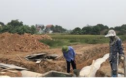 """Cận cảnh tiến độ khu tái định cư bãi rác Nam Sơn bị dân chê """"mùi xú uế"""""""