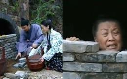 """Phong tục tang lễ tàn khốc nhất Trung Quốc: Xây mộ """"chôn sống"""" cha mẹ già, mỗi ngày đưa cơm kèm theo một viên gạch"""