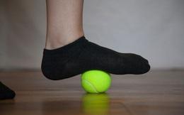 Đặt một quả bóng tennis vào vị trí này, cơn đau nhức sẽ nhanh chóng bị đánh bay!