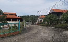 Phát hiện khu du lịch xây dựng sai phép hàng loạt công trình đã tồn tại nhiều năm qua tại Long Sơn (Vũng Tàu)