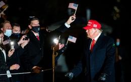 Tổng thống Trump bắt đầu chỉ trích bầu cử, dọa sẽ tới Tòa án Tối cao để tìm công lý
