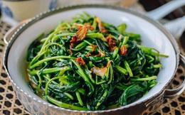 """2 món rau nằm trong danh sách gây ung thư """"bảng A"""" mà người Việt cần phải từ bỏ ngay, riêng món thứ hai được WHO cảnh báo tăng nguy cơ gây ung thư dạ dày"""