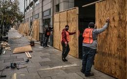 Lo bạo lực sau bầu cử, doanh nghiệp Mỹ yêu cầu nhân viên ở nhà, cấm đi công tác