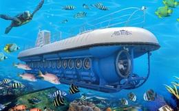 Vinpearl sẽ thí điểm dịch vụ tàu lặn tham quan vịnh Nha Trang trong 2 năm