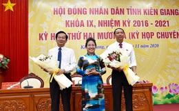 Kiên Giang có tân Chủ tịch HĐND và Chủ tịch UBND tỉnh