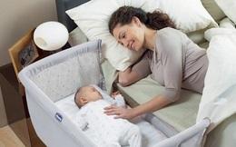 Từ vụ bé 6 tháng tử vong do kẹt vào khe đệm: BS hướng dẫn cách cho trẻ ngủ an toàn