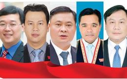 Chân dung 5 Bí thư Tỉnh ủy trẻ nhất nước hiện nay