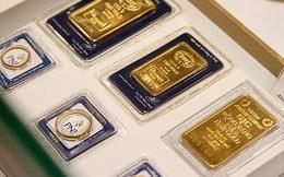 Giá vàng tăng mạnh lên 57 triệu đồng/lượng