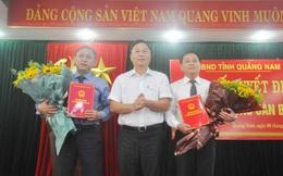Quảng Nam điều động và bổ nhiệm 3 Giám đốc Sở