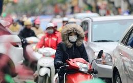 Không khí lạnh tăng cường, miền Bắc tiếp tục rét