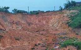 Quảng Ngãi và Bình Định: Sạt lở kinh hoàng, nhiều nơi bị chia cắt
