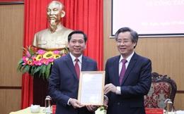 Ban Bí thư chỉ định ông Nguyễn Long Hải làm Phó Bí thư Tỉnh ủy Bắc Kạn