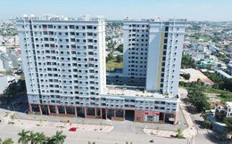 Chung cư mới xây đã kém chất lượng