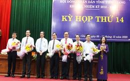 Ông Nguyễn Văn Vĩnh làm Chủ tịch UBND tỉnh Tiền Giang
