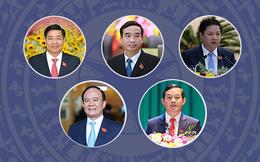 Chân dung Chủ tịch UBND và HĐND 9 tỉnh, thành được bầu tuần qua