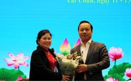 Bà Giàng Páo Mỷ được bầu giữ chức Chủ tịch HĐND tỉnh Lai Châu