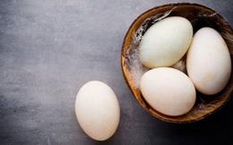 10 lý do khiến trứng vịt được coi là ngon bổ hơn trứng gà nhưng đừng quên khuyến cáo này của chuyên gia