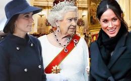 Vượt mặt chị dâu Kate, Meghan Markle chính là người nổi tiếng nhất hoàng gia năm 2020 và động thái mới đầy bất ngờ từ Nữ hoàng Anh
