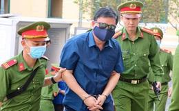 Hình ảnh đầu tiên của ông Đinh La Thăng tại TAND TP HCM