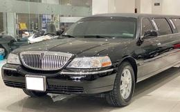 Giữ mới cả thập kỷ, chủ nhân hàng hiếm limousine bán xe với giá chỉ 2,6 tỷ đồng