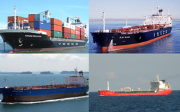 Hàng loạt tàu vận tải biển bị ngân hàng phát mãi giá rẻ