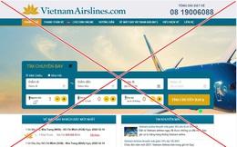 """Hieupc ra tay, góp phần """"xoá sổ"""" 2 trang web giả Vietnam Airlines và Vietjet Air lừa đảo bán vé máy bay!"""