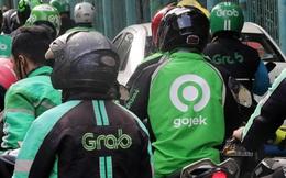 """Lo sợ bị mất việc, tài xế Grab và Gojek tại Indonesia phản đối gay gắt việc sáp nhập, sẽ """"làm căng"""" nếu bị phớt lờ ý kiến"""