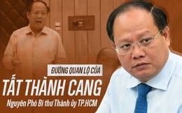 Đường quan lộ của ông Tất Thành Cang trước ngày bị khởi tố