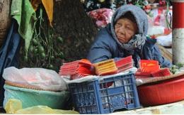 Muôn kiểu chống rét của người dân Hà Nội khi gió lạnh tràn về
