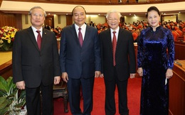 Trung ương Đảng bỏ phiếu giới thiệu nhân sự tham gia Bộ Chính trị, Ban Bí thư khoá XIII
