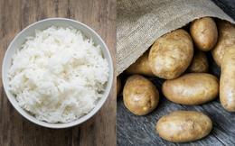 Cơm hay khoai bổ dưỡng hơn? Đọc ngay bảng so sánh chi tiết để không bỏ lỡ loại thực phẩm nhiều dưỡng chất